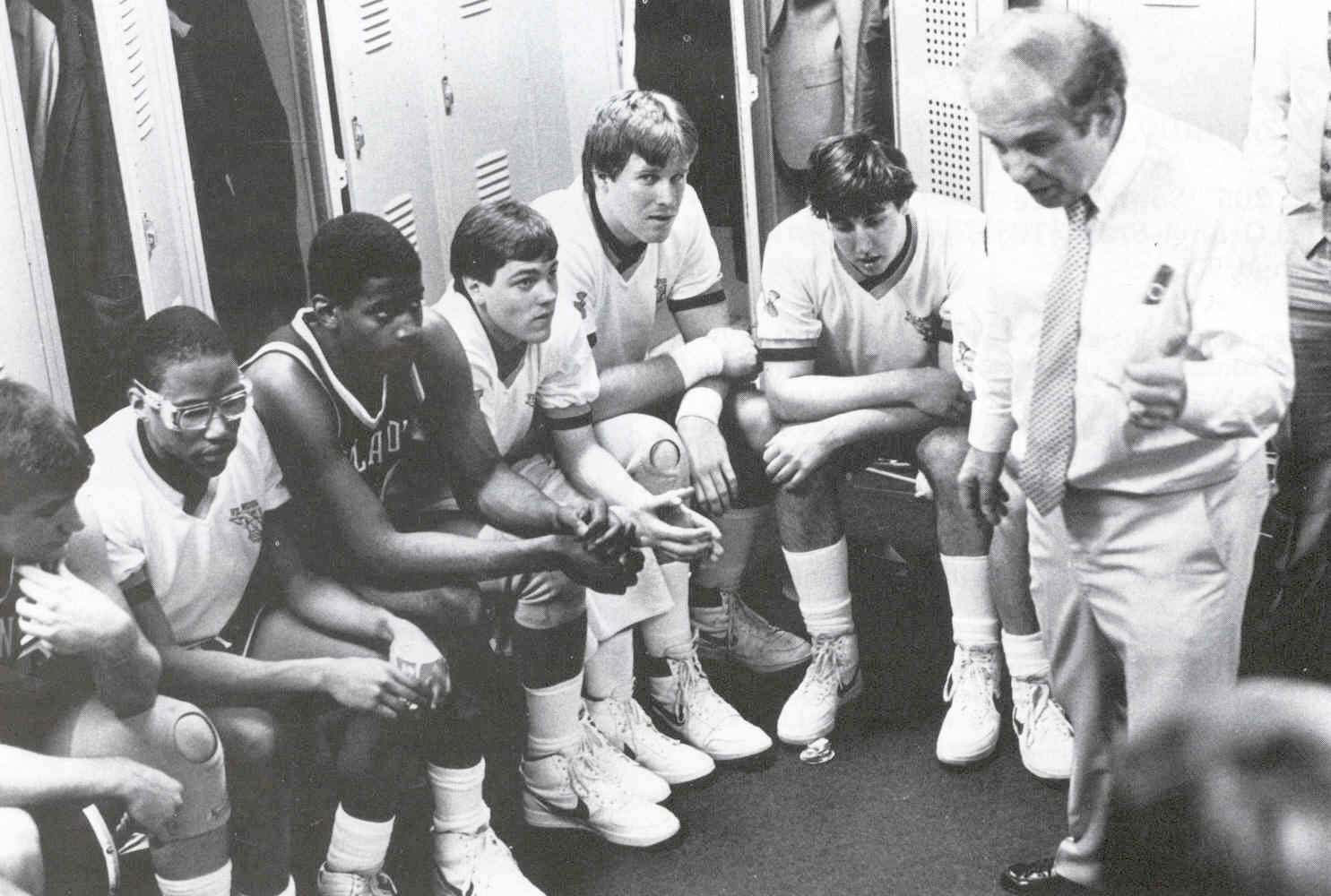 Gary McLain Led Villanova's Charge While High on Cocaine in 1985 Final Four