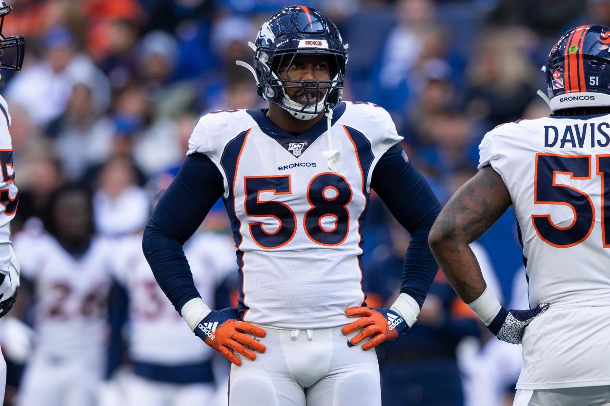 Latest Von Miller News May Alter the Broncos' $18 Million Decision