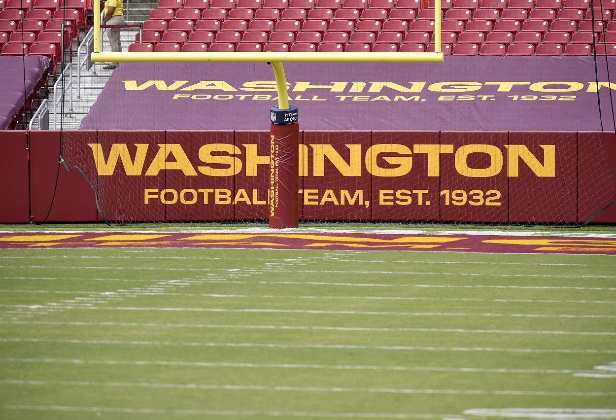 The Washington Football Team Finally Took Another Step to Fix Over 50 Years of Toxicity
