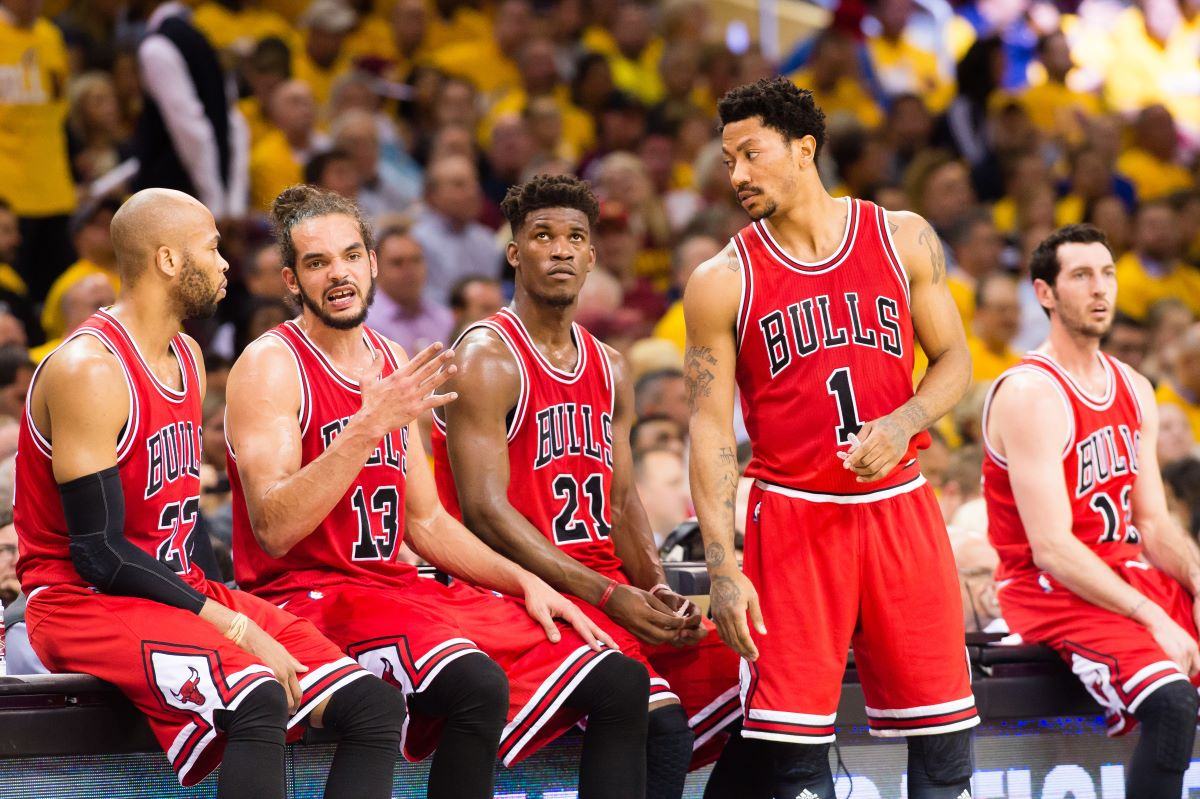 Derrick Rose, Chicago Bulls, Jimmy Butler, NBA, New York Knicks
