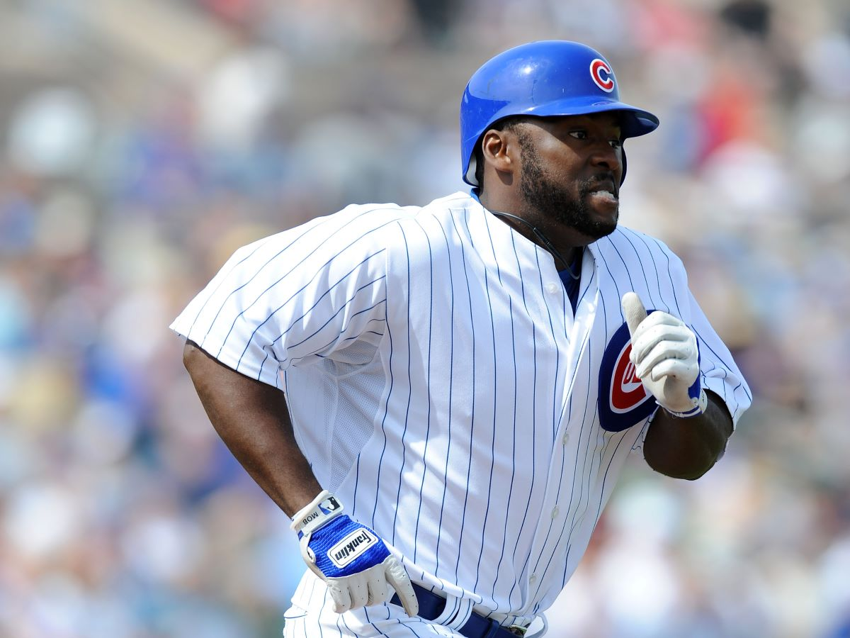 Milton Bradley's Lone Season With the Cubs Is Remembered for a Huge Blunder He Made After a Routine Play