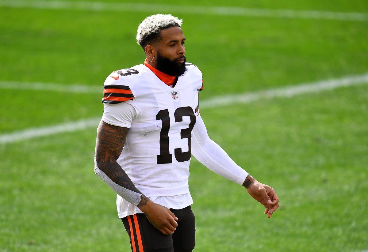 Odell Beckham Jr., Browns, NFL, OBJ