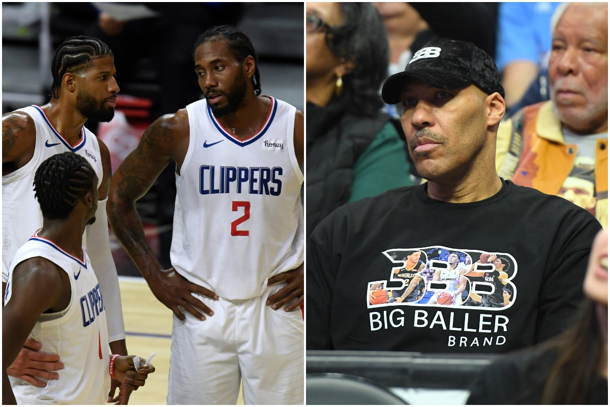 Kawhi Leonard and Paul George May Soon Have a LaVar Ball Problem Thanks to the Clippers' Major Weakness