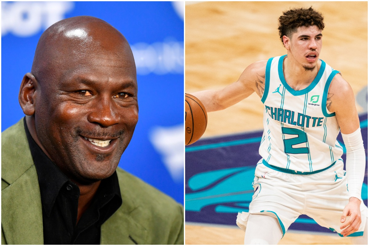 LaMelo Ball Is So Spectacular That He Gets to Call Michael Jordan a Name No One Else Does
