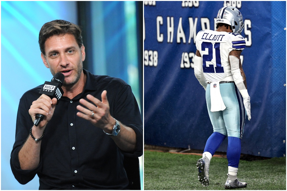 Dallas Cowboys, Washington Football Team, NFL, Mike Greenberg