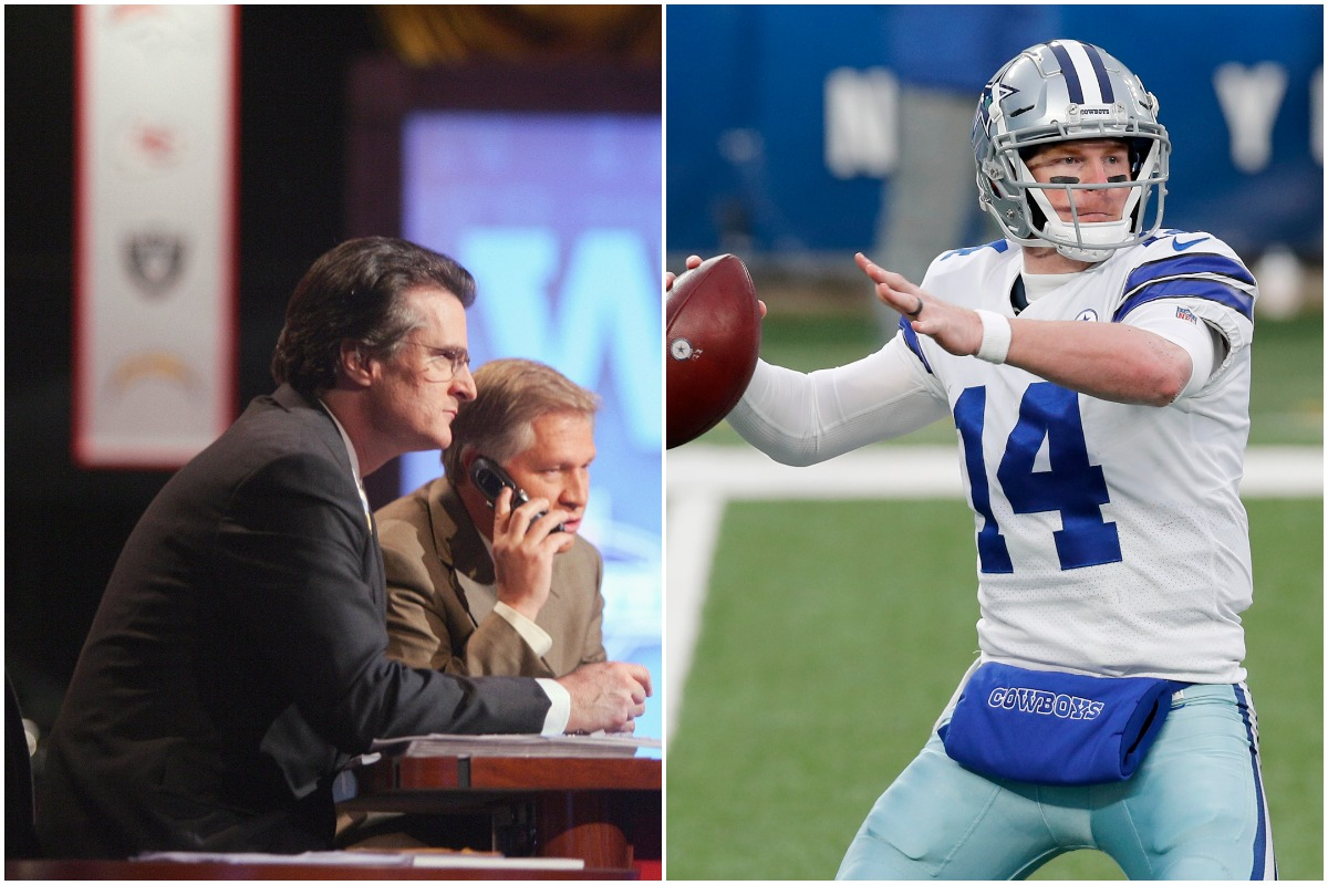 Mel Kiper Jr. Goes Off on the Chicago Bears for Not Making an 'Aggressive' Effort to Land a Disgruntled QB and Settling for Andy Dalton