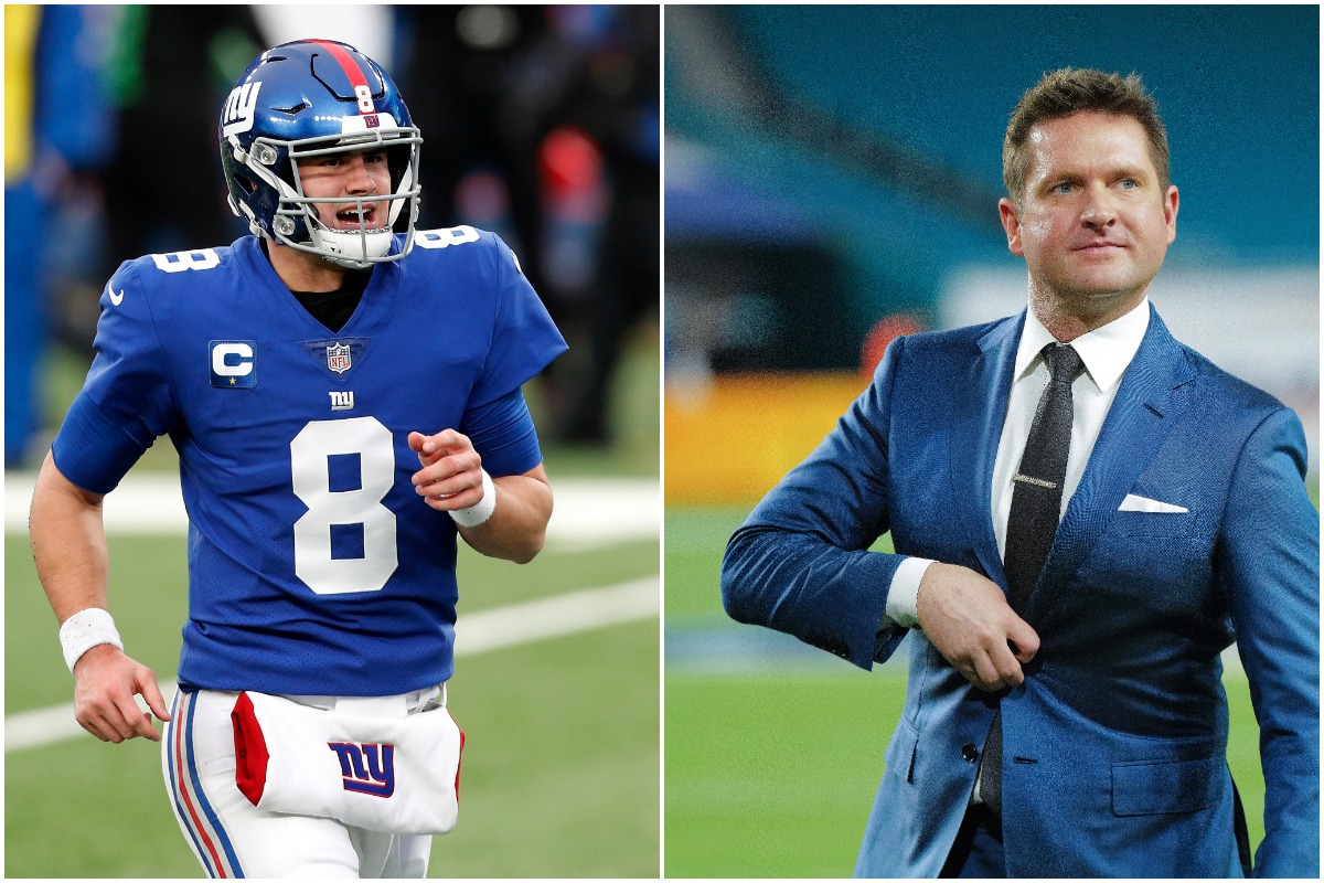 Daniel Jones Gets Called Out by ESPN's Todd McShay After Giants' Latest Acquisition