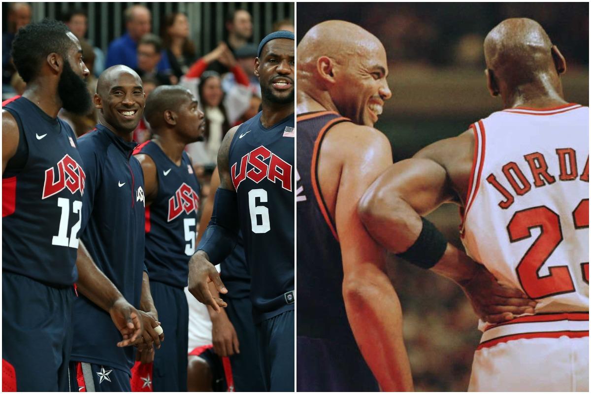 Charles Barkley Throws Shade Toward Michael Jordan, Kobe Bryant and LeBron James While Gushing Over James Harden