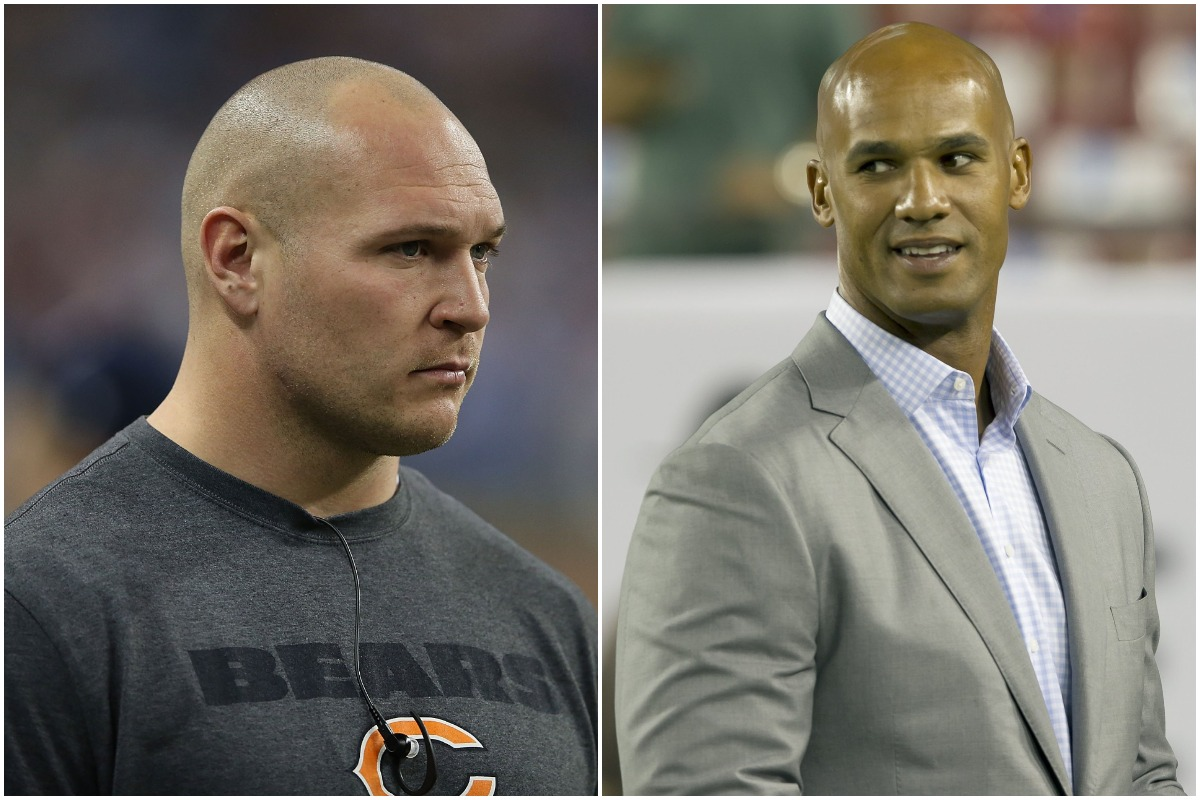 Brian Urlacher Believes Jason Taylor Unjustly Won Defensive POY Because of Poor Timing