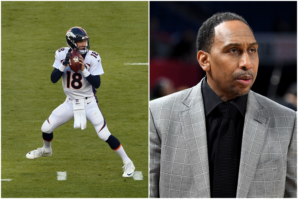 Stephen A. Smith Was Once Speechless When a 4-Time Super Bowl Champion Accused Peyton Manning of Intentionally Losing Games