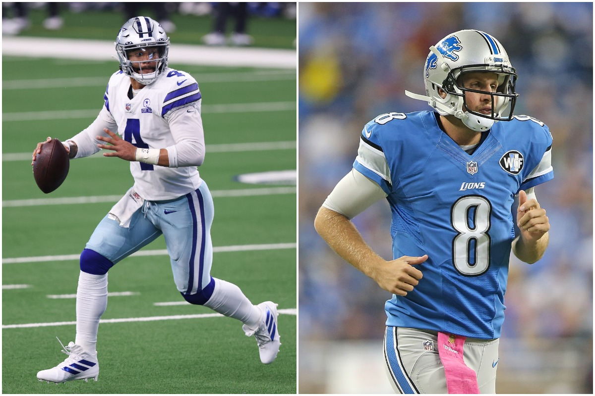 Dak Prescott's New Contract With the Dallas Cowboys Just Forced Dan Orlovsky to Embarrass Himself on National TV Again