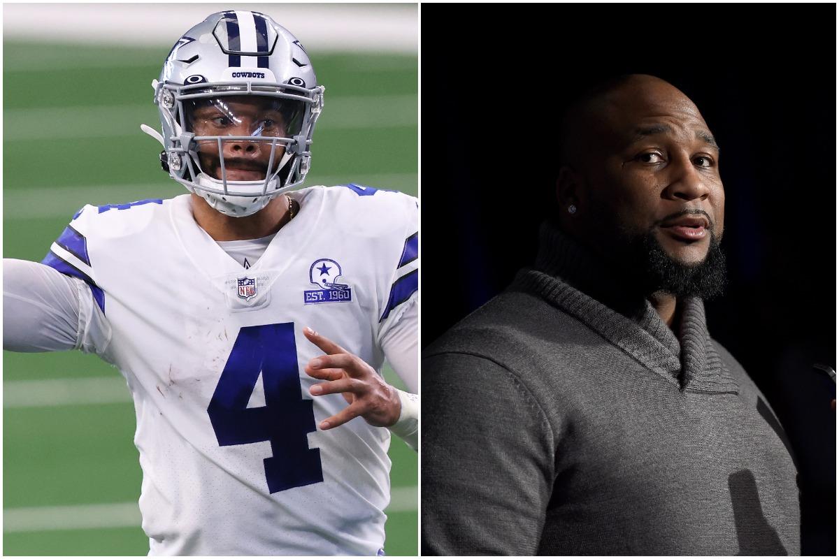 ESPN's Marcus Spears Sends Deflating Message to Dallas Cowboys Fans After Dak Prescott Extension