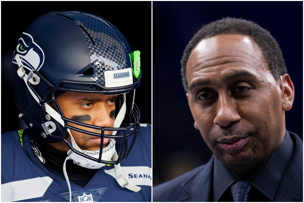 Russell Wilson, Stephen A. Smith, Max Kellerman, Dallas Cowboys, Seahawks