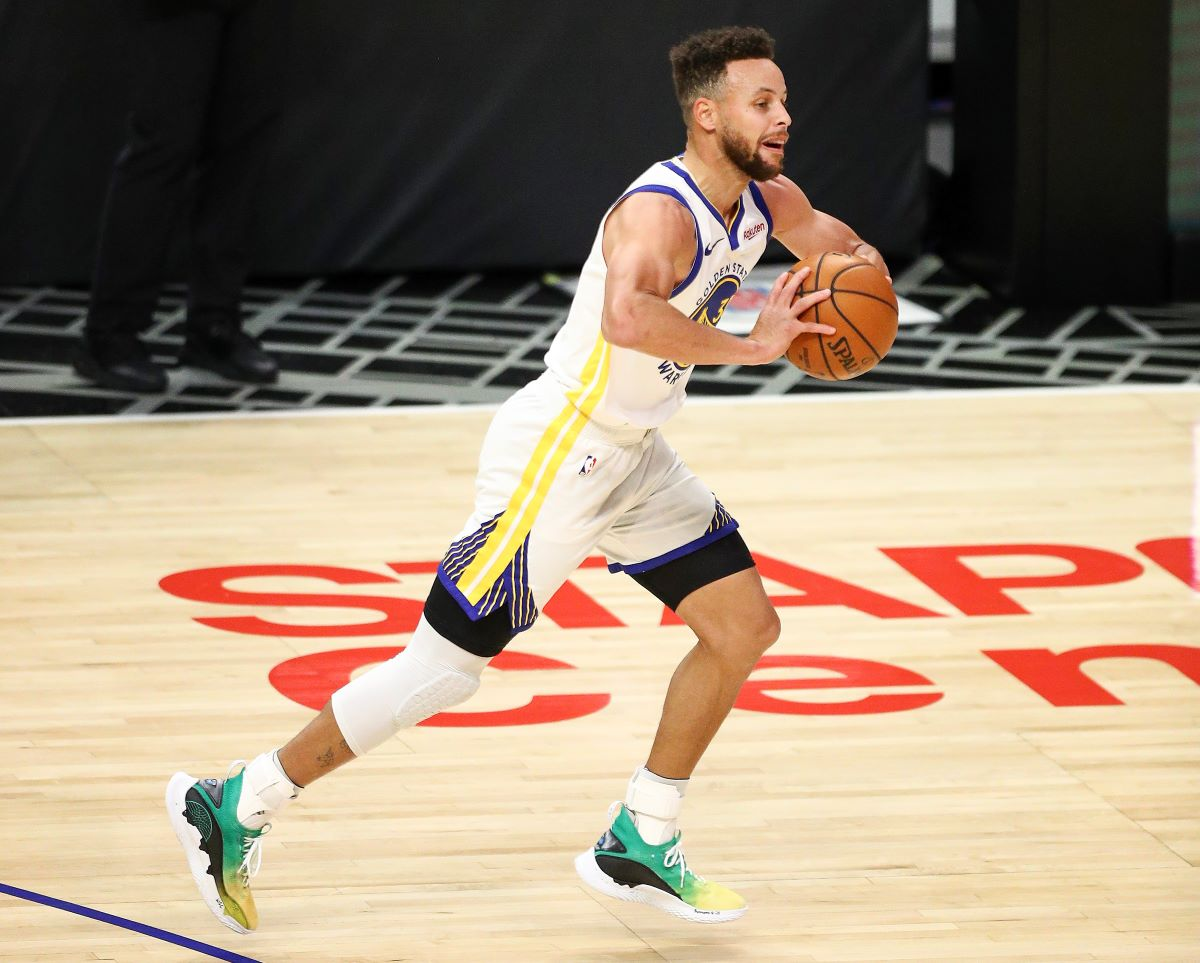 Stephen Curry Could Soon Have a New $72 Million Weapon Next to Him on the Warriors