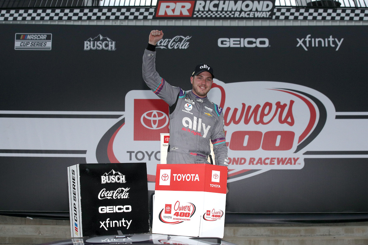 Don't Call Alex Bowman 'The Showman' — It Turns Out He's 'Not the Biggest Fan' of His Famous NASCAR Nickname