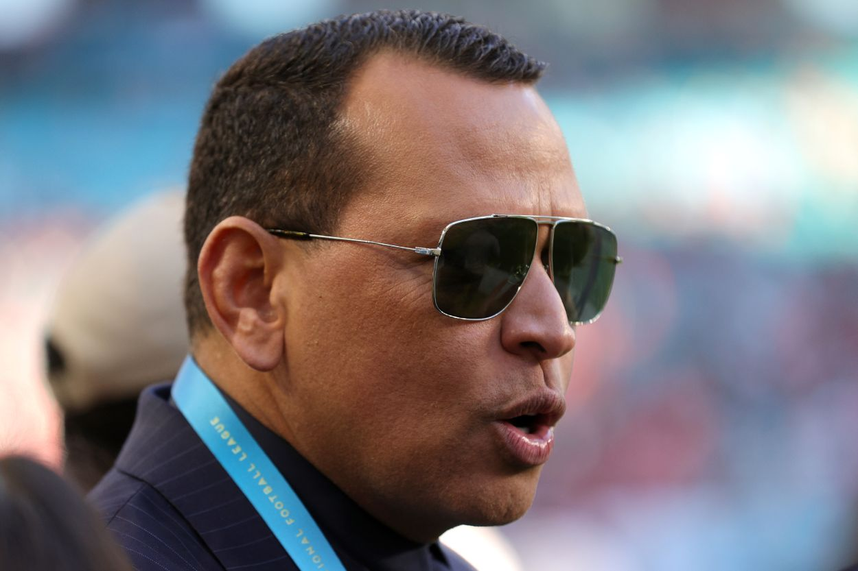 Alex Rodriguez Waited 16 Years for a Heartbreaking Yet Memorable Reunion With His Father