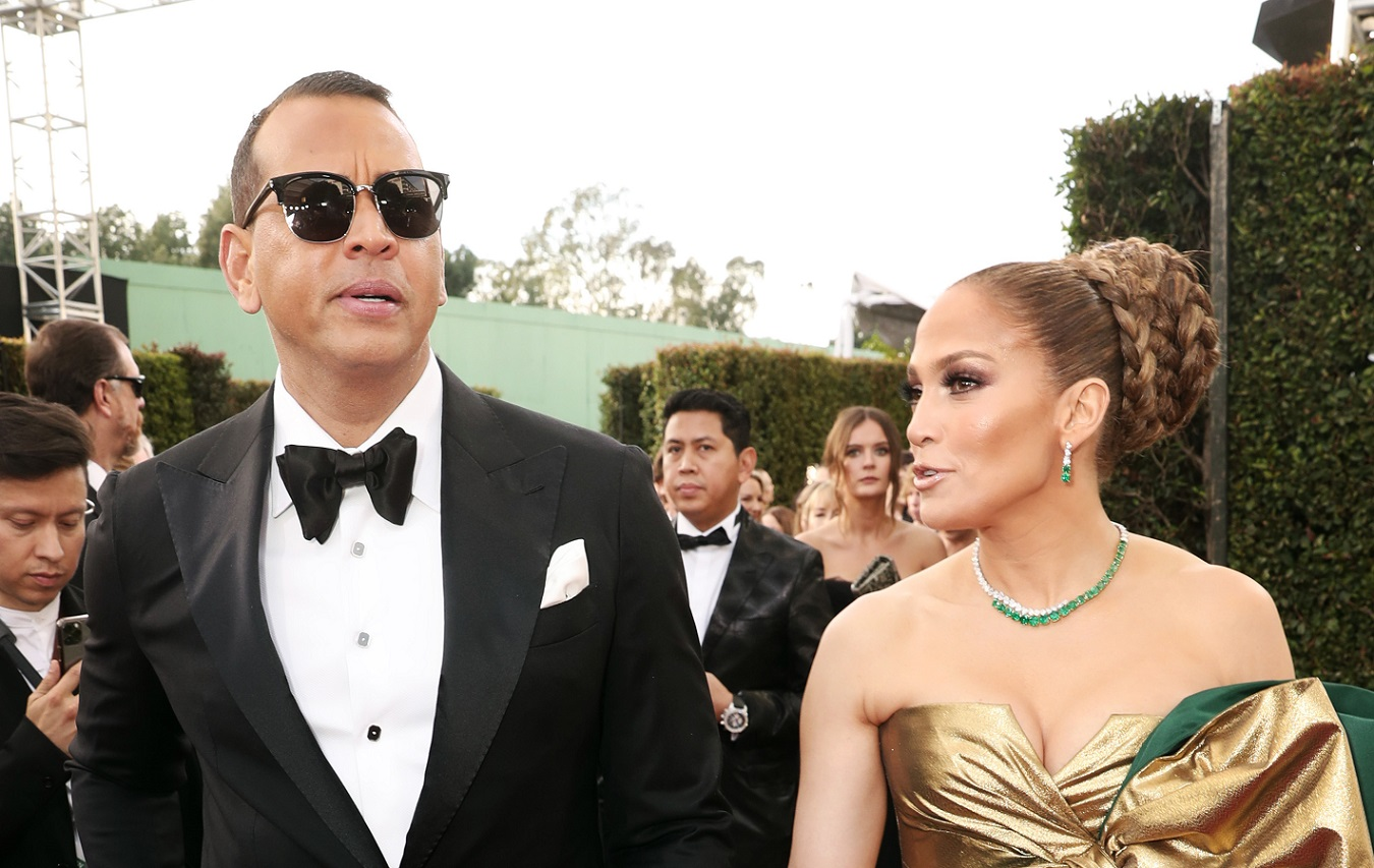 Retired MLB star Alex Rodriguez and actress Jennifer Lopez have broken off their engagement and decided to go their separate ways. | Todd Williamson/NBC/NBCU Photo Bank via Getty Images