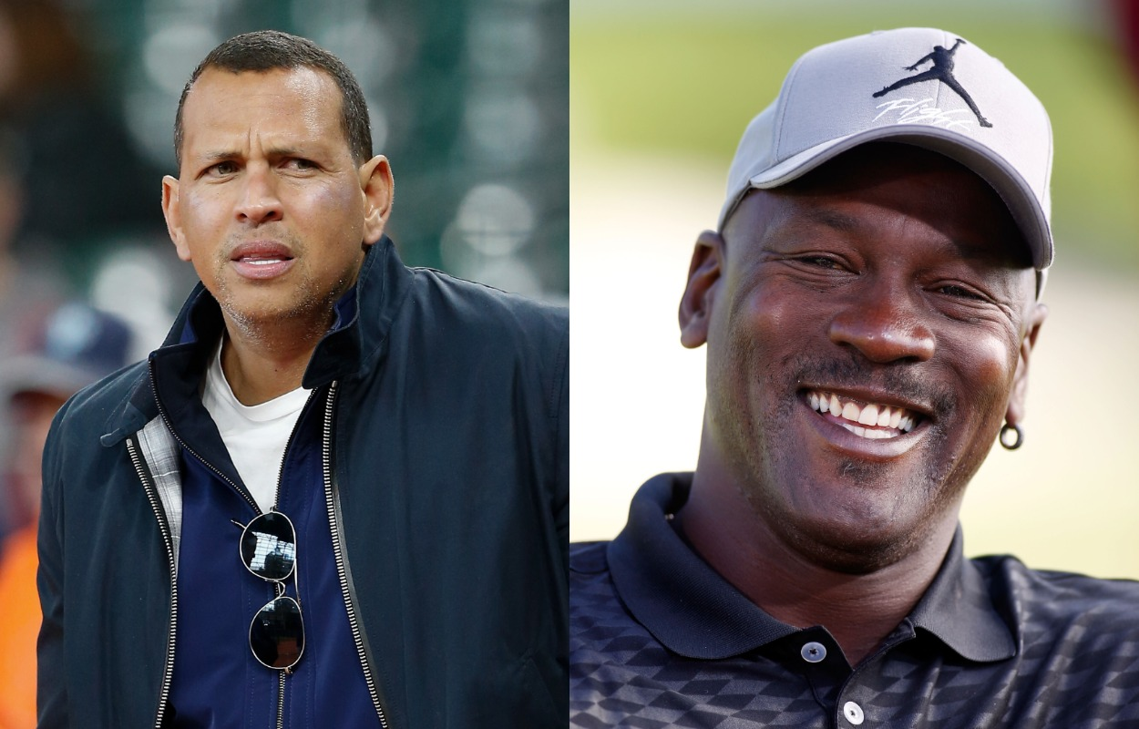 Michael Jordan Introduced Alex Rodriguez to a New Hobby on the Golf Course