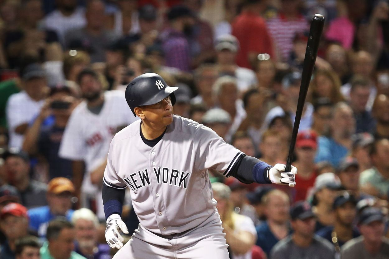 Alex Rodriguez Credited Opposing Fans for Giving Him the Biggest Compliment of His Career