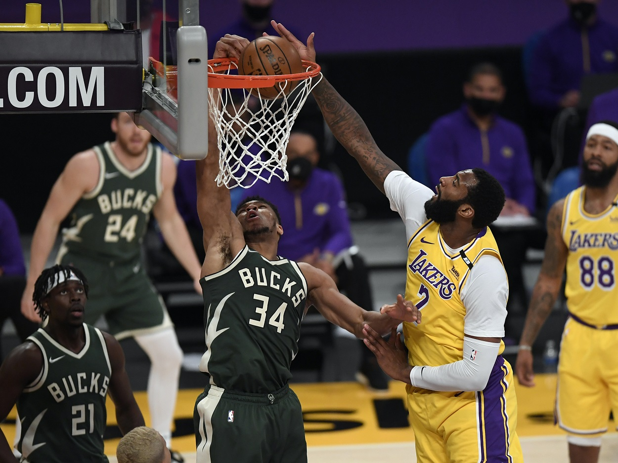 Andre Drummond Avoided Disaster In His First Game With the Lakers - Sportscasting
