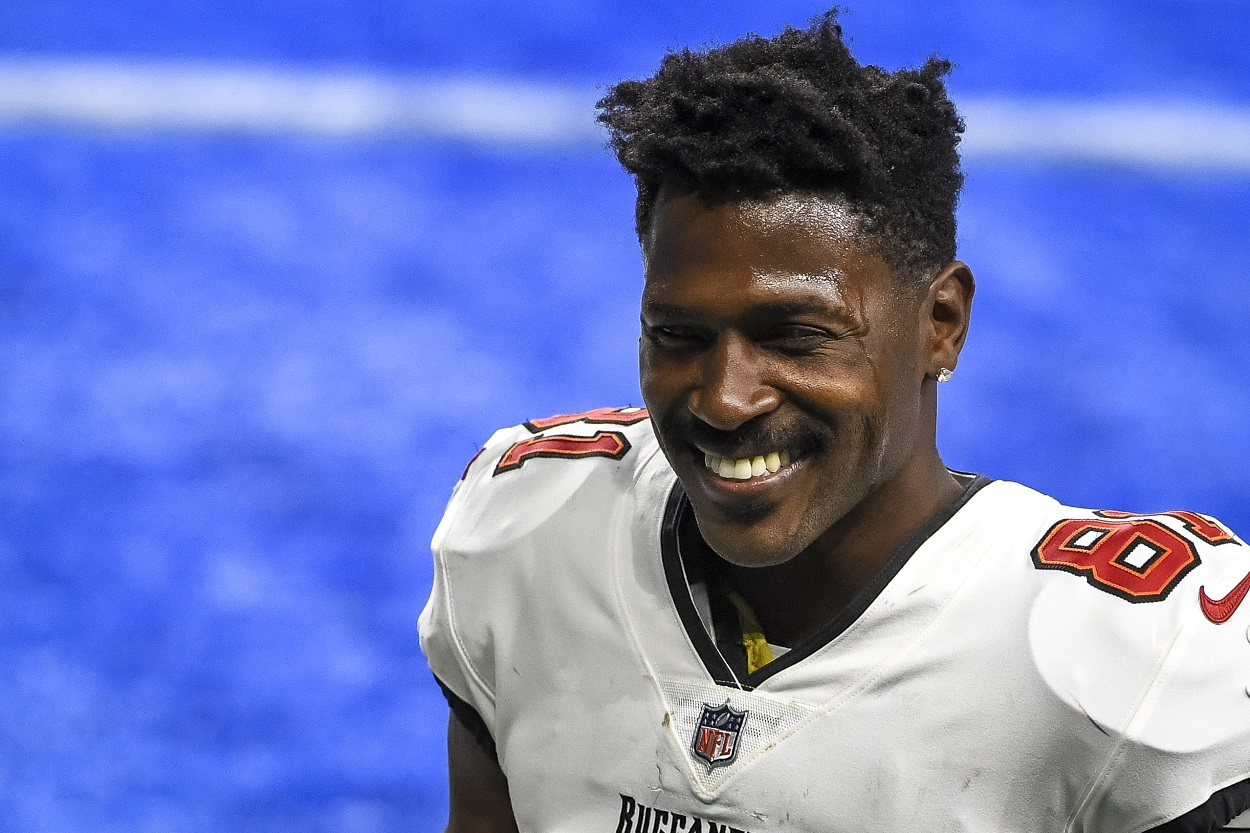 Antonio Brown Just Cleared a Critical Legal Hurdle That Brightens His NFL Future