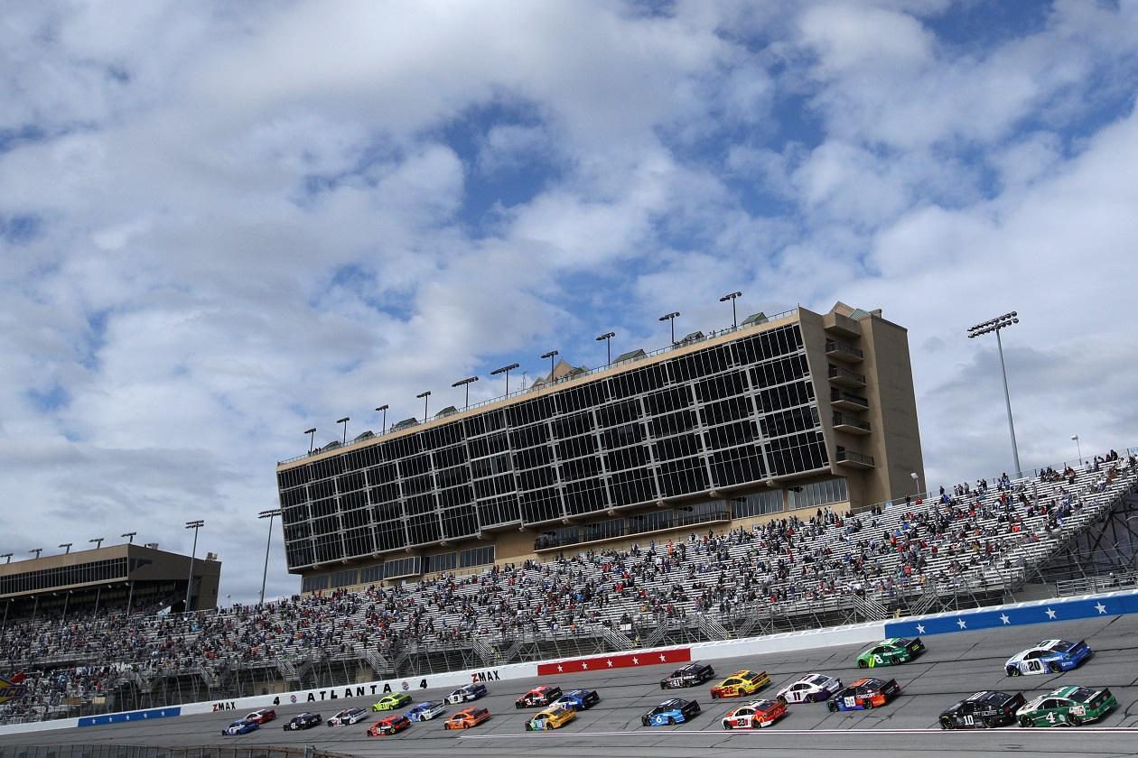 Atlanta Motor Speedway in Hampton, Ga.