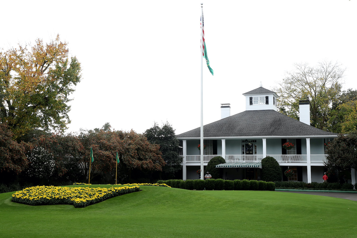 You know about Augusta National Golf Club from the Masters every year, but what does it take to become a member yourself?