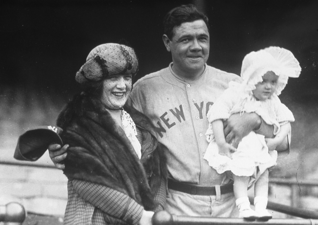 Babe Ruth Was the Most Feared Hitter in Baseball but Was Terrified of His Wife After Sneaking Around With a Mistress