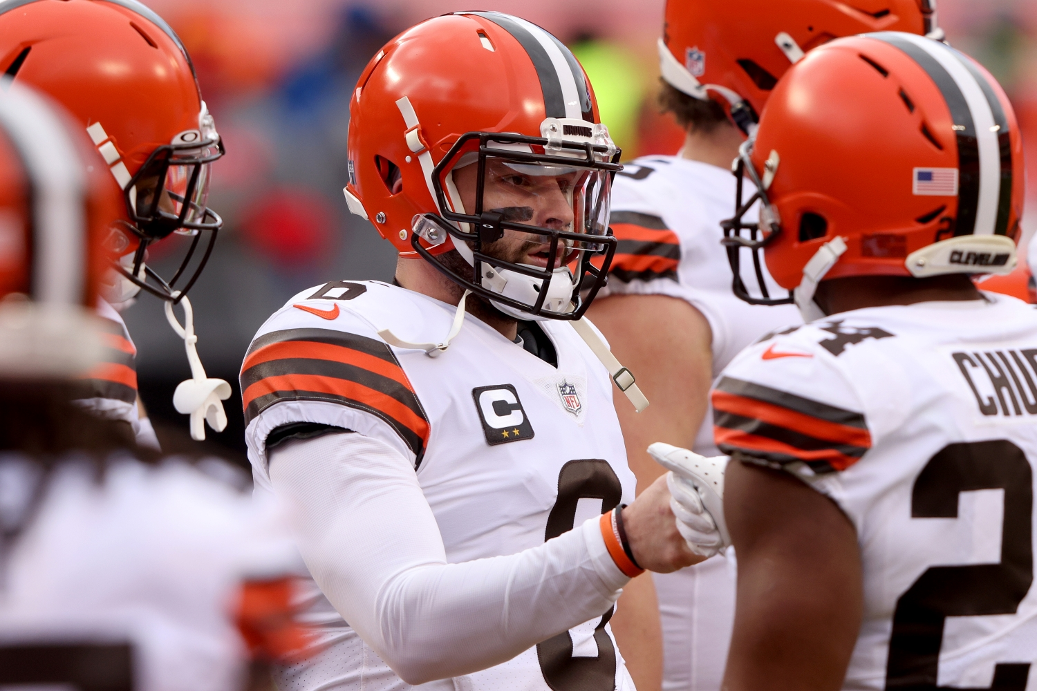 The Cleveland Browns Have Officially Made a $19 Million Decision About Baker Mayfield's Future
