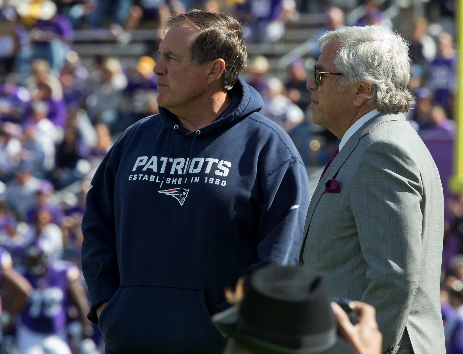 Bill Belichick and the Patriots Just Watched a Potential Problem Disappear for $3.5 Million
