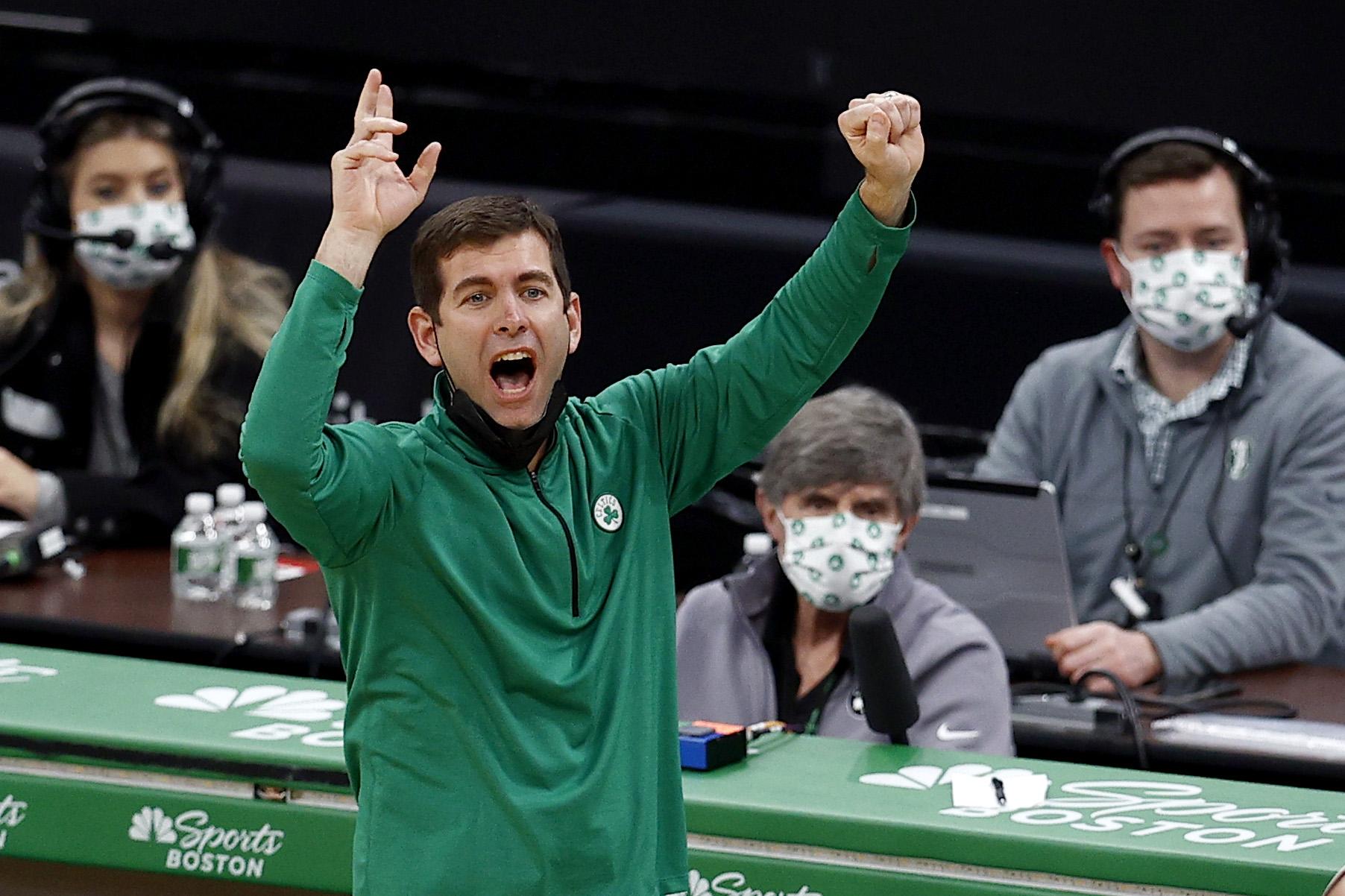 Boston Celtics Coach Brad Stevens Makes Shocking $70 Million Decision