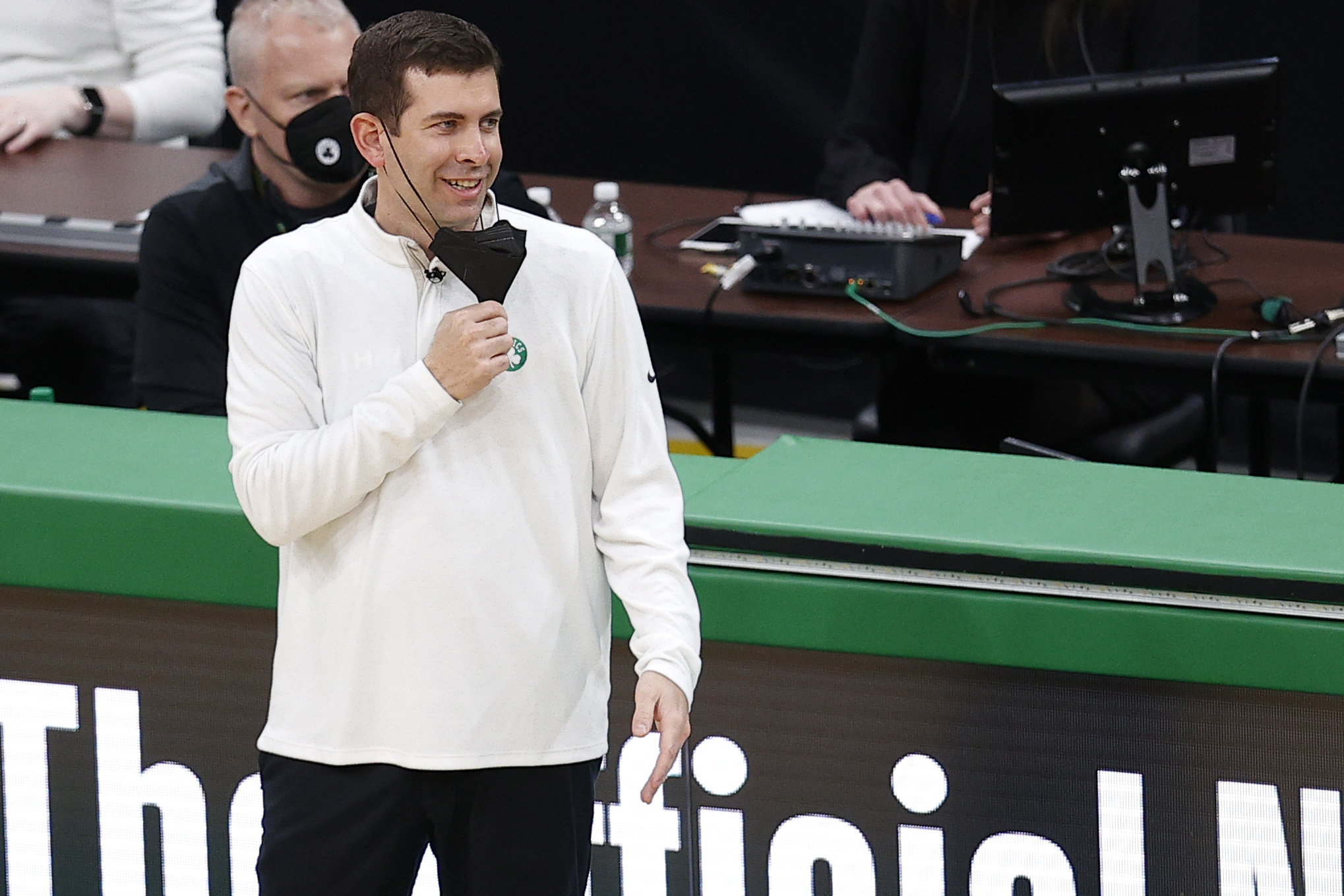 Stephen A. Smith Calmly Speaks the Truth About Boston Celtics and Brad Stevens