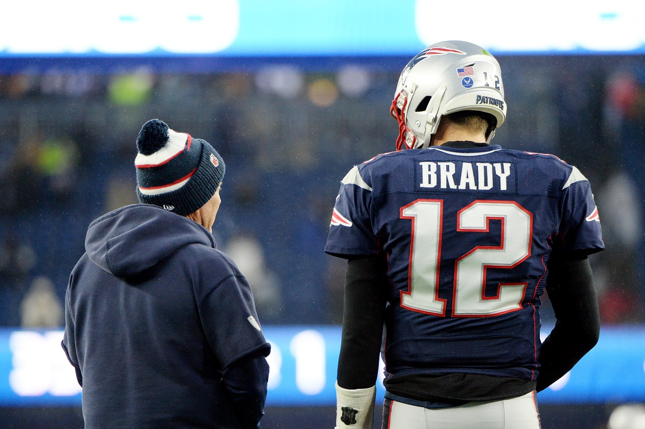 Tom Brady Fired the Ultimate Parting Shot at Bill Belichick on Good Morning America — 'There's Another Way'