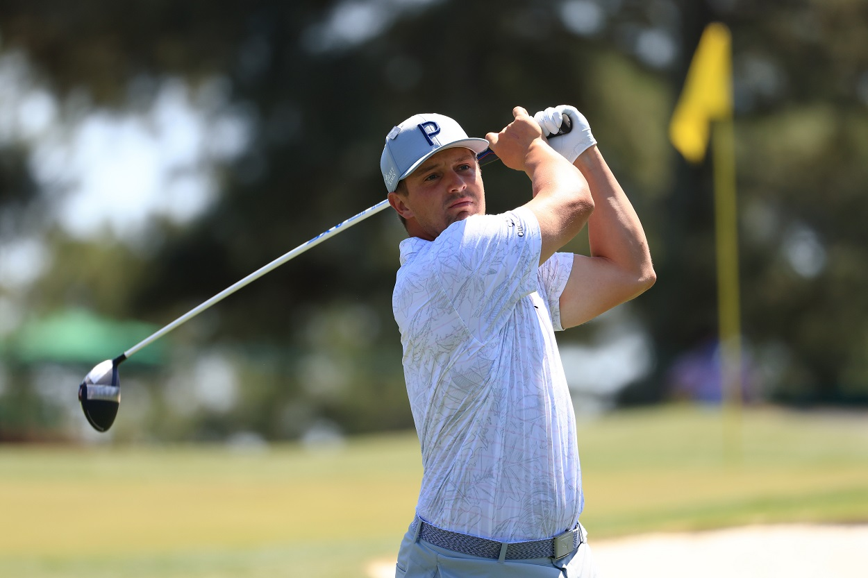 Bryson DeChambeau Is Armed With a Dangerous New Weapon Heading Into The Masters That's Been Three Years in the Making