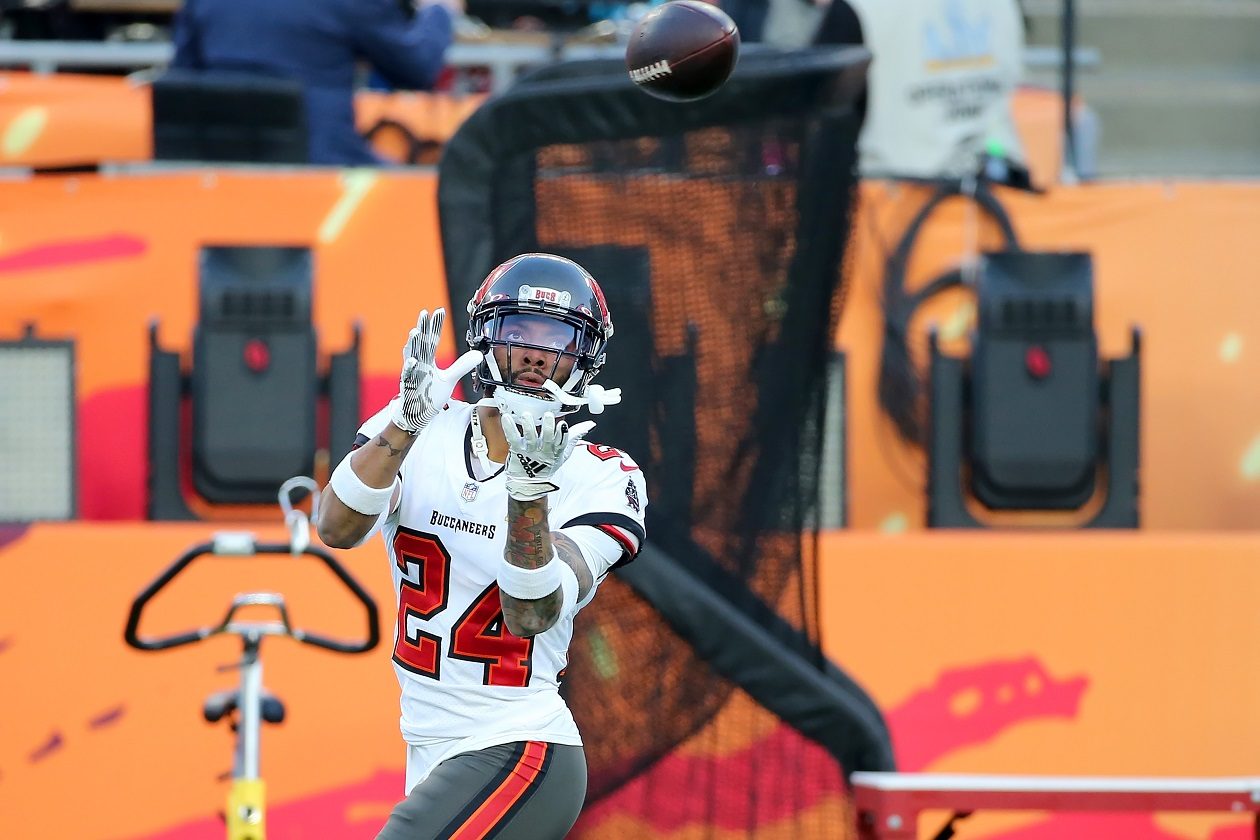Carlton Davis' Ill-Advised Tweet Has Rained All Over the Tampa Bay Buccaneers' Perfect Offseason