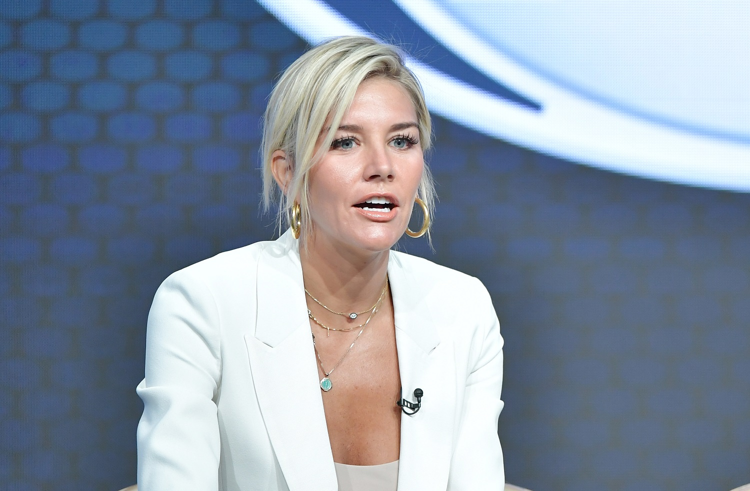 Charissa Thompson's Father Had the Best Response to Leaked Nude Photos of the Fox Sports Host
