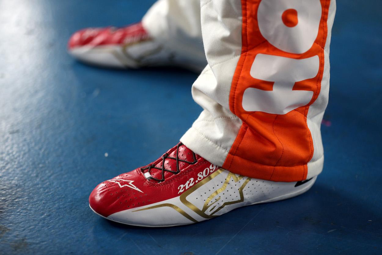 Chase Elliott shoes