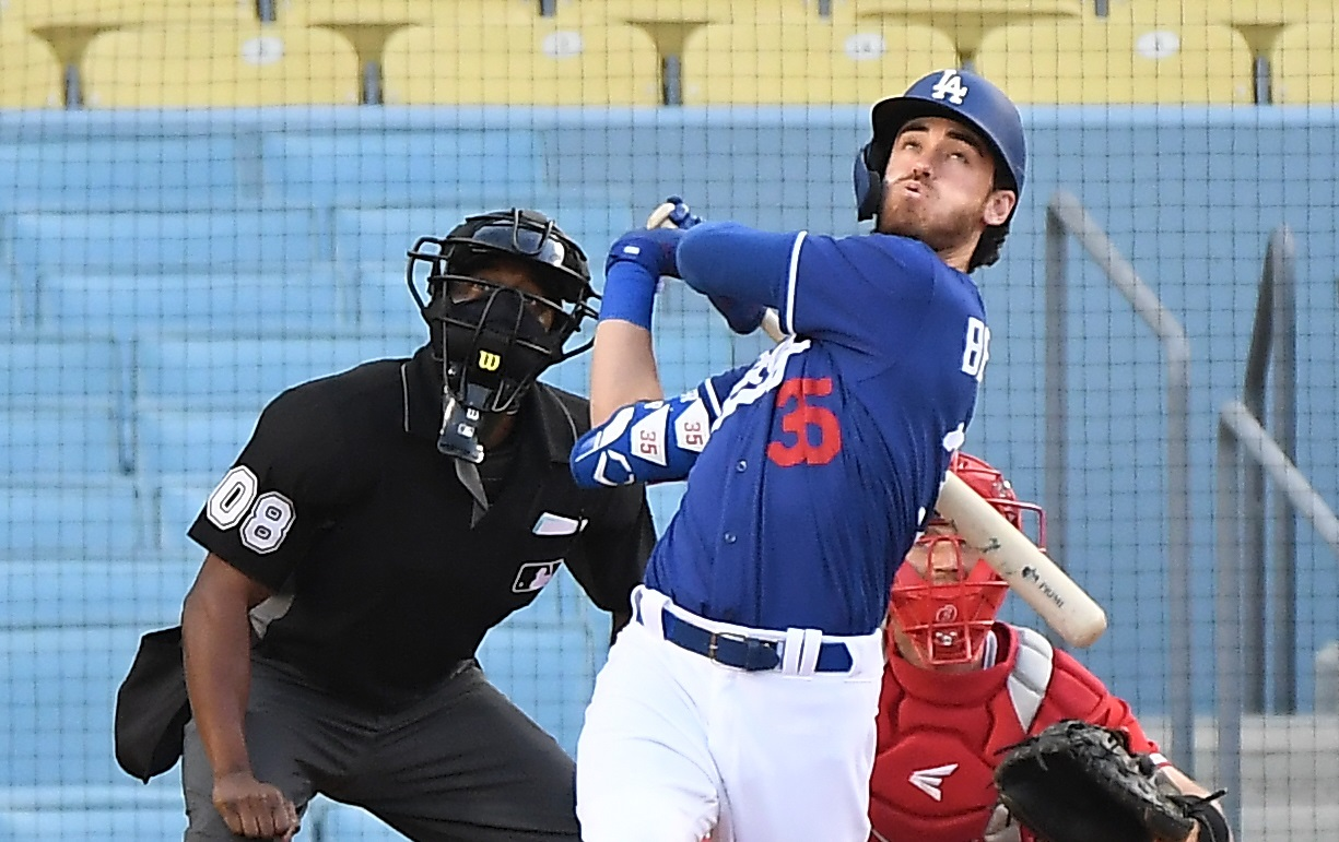 Justin Turner Robbed the Dodgers' Cody Bellinger of a Home Run in the Most Bizarre Possible Way