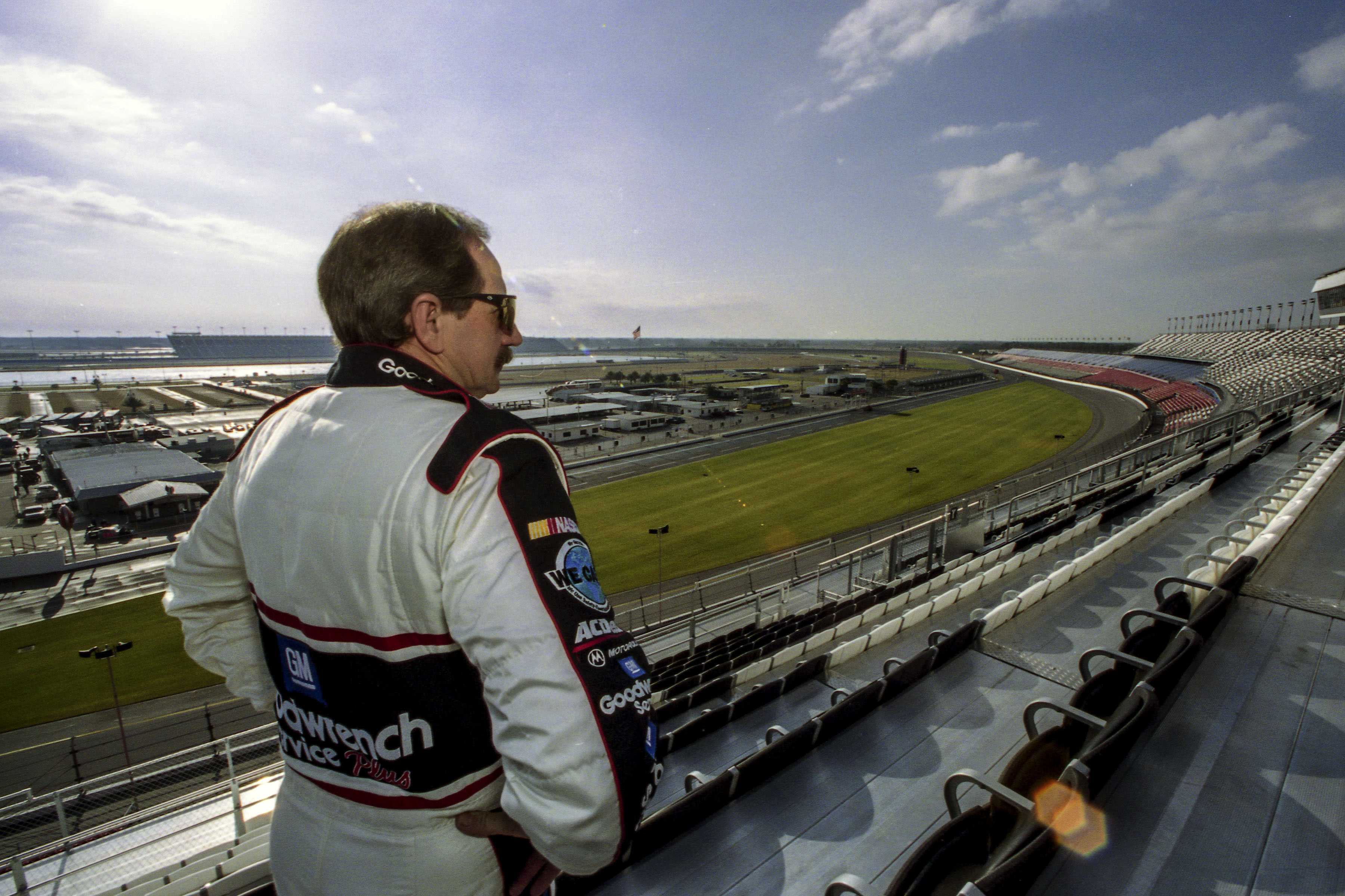 When Dale Earnhardt Jr. Lost His Father at the 2001 Daytona 500, On-Site EMT Patti Dobler Found Hers