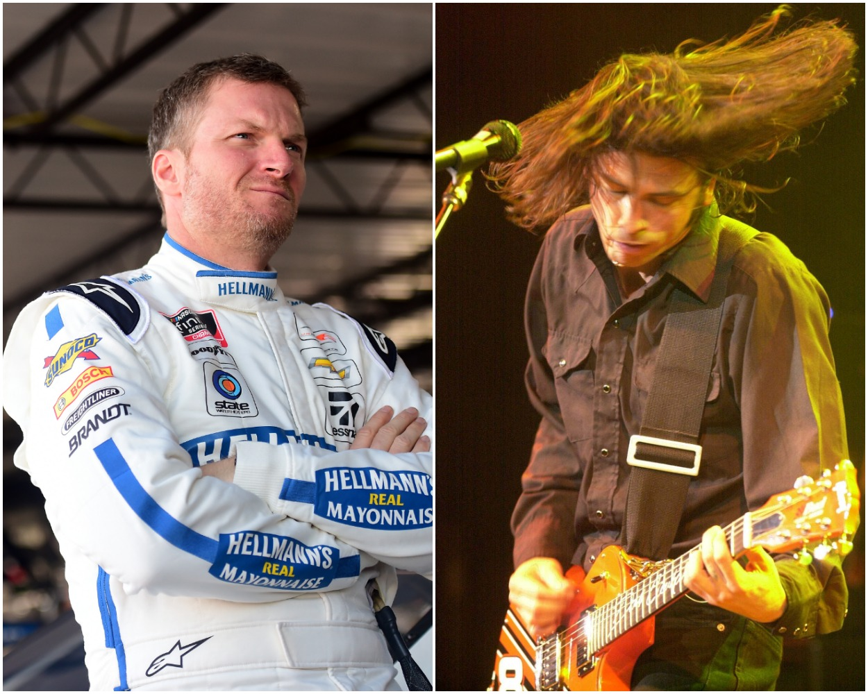 Dale Earnhardt Jr. and Dave Grohl have unique relationship