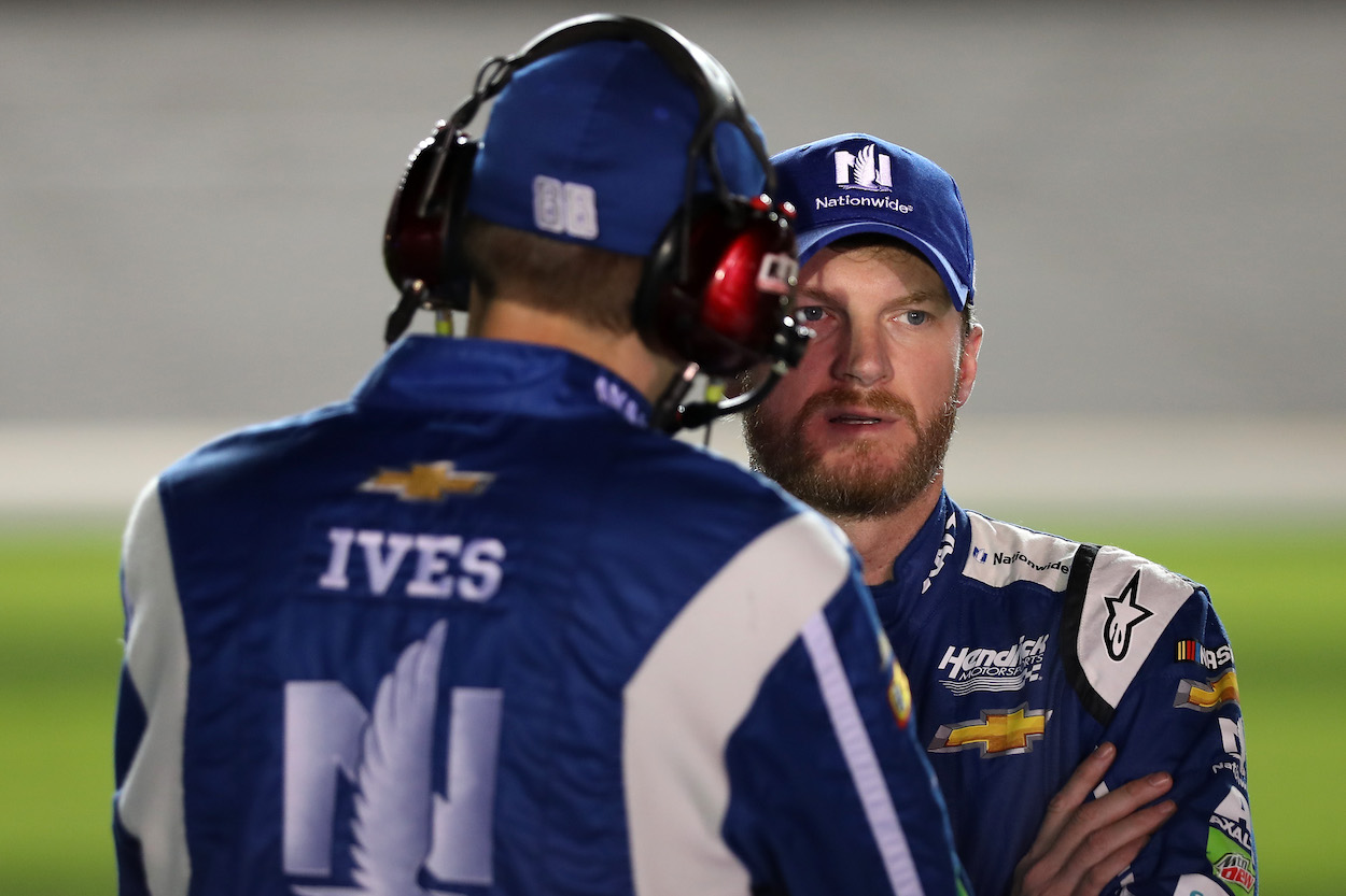 Dale Earnhardt Jr. Details Scary Moment He Realized Something Was Seriously Wrong With His Health and Who He Called for Help