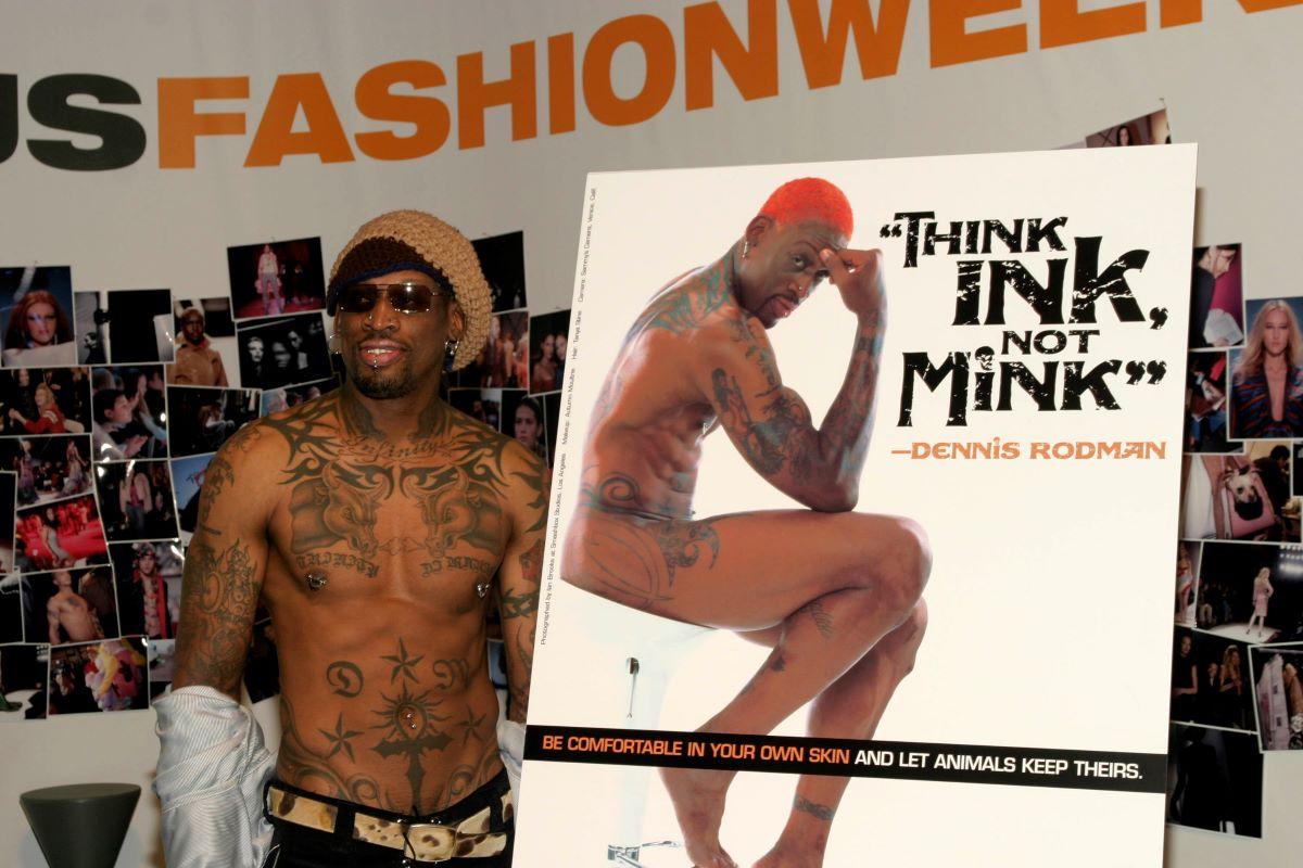 Dennis Rodman, Detroit Pistons, NBA