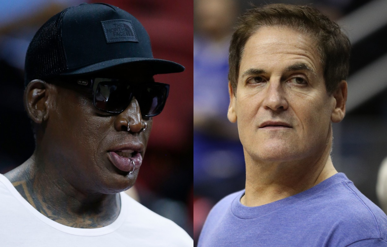 Dennis Rodman Spent the Final 29 Days of His NBA Career in a TV-Style Relationship With Mark Cuban