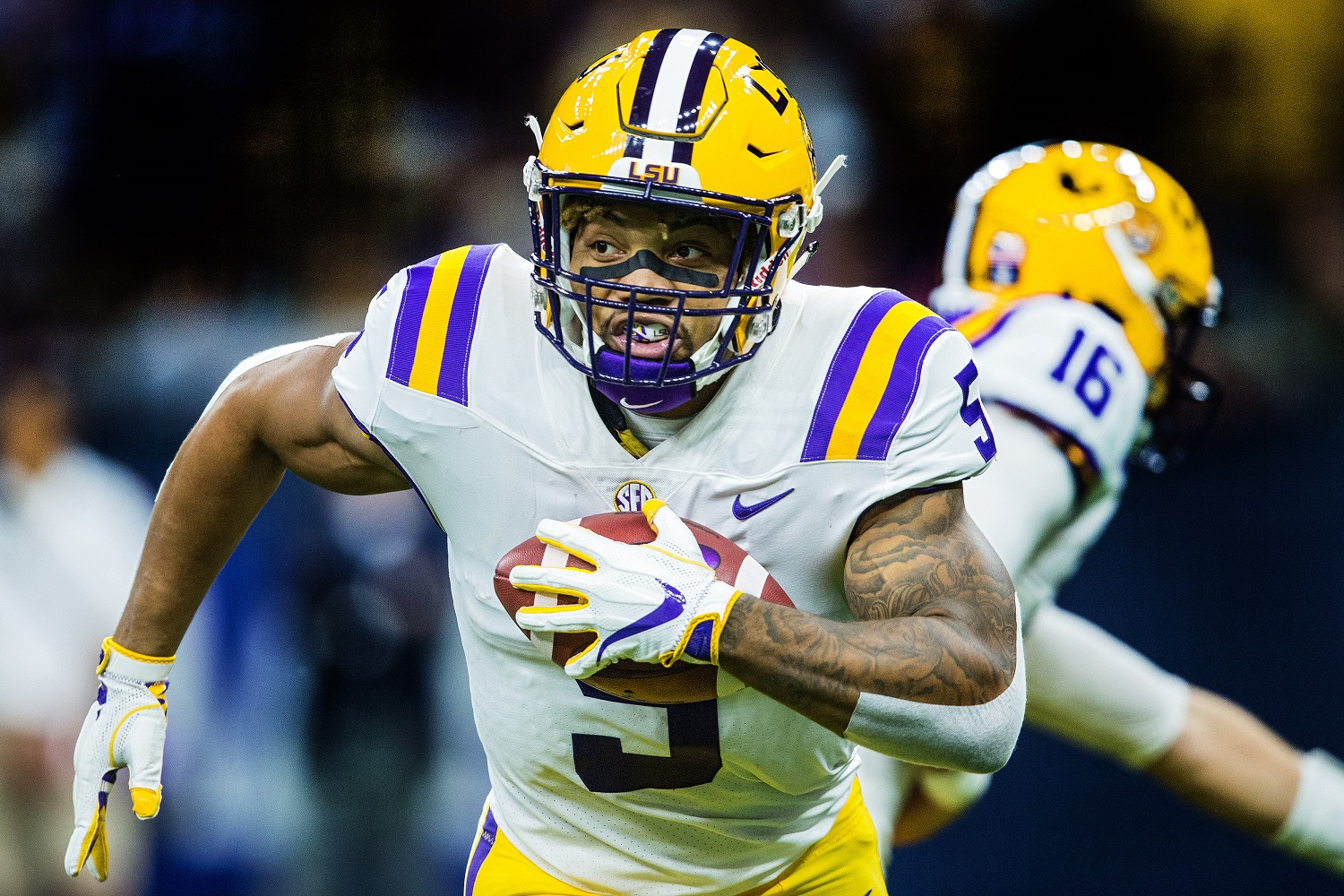 The LSU Tigers Erased 1 of the All-Time Greats From Their Past and Future