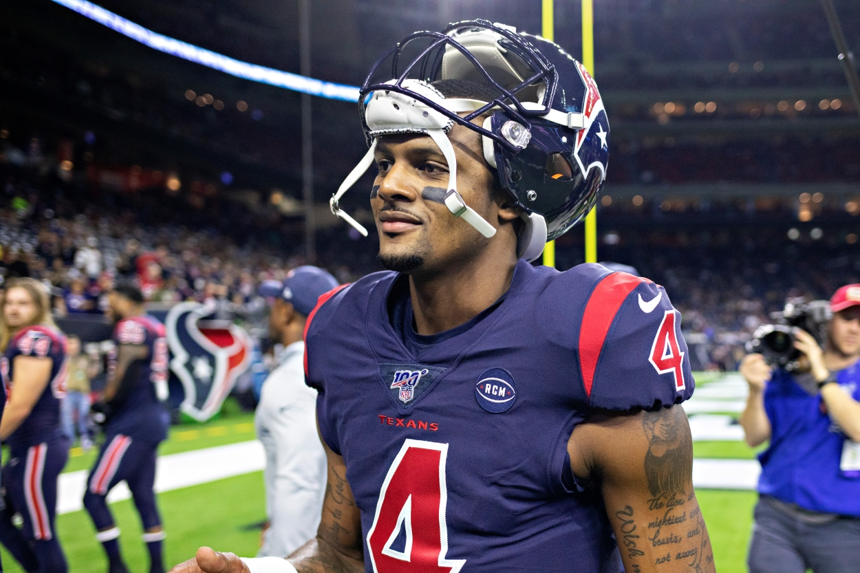 Deshaun Watson's Attorney Directly Accuses All 22 Plaintiffs of Lying About Sexual Misconduct Allegations in Detailed Response to Civil Lawsuits