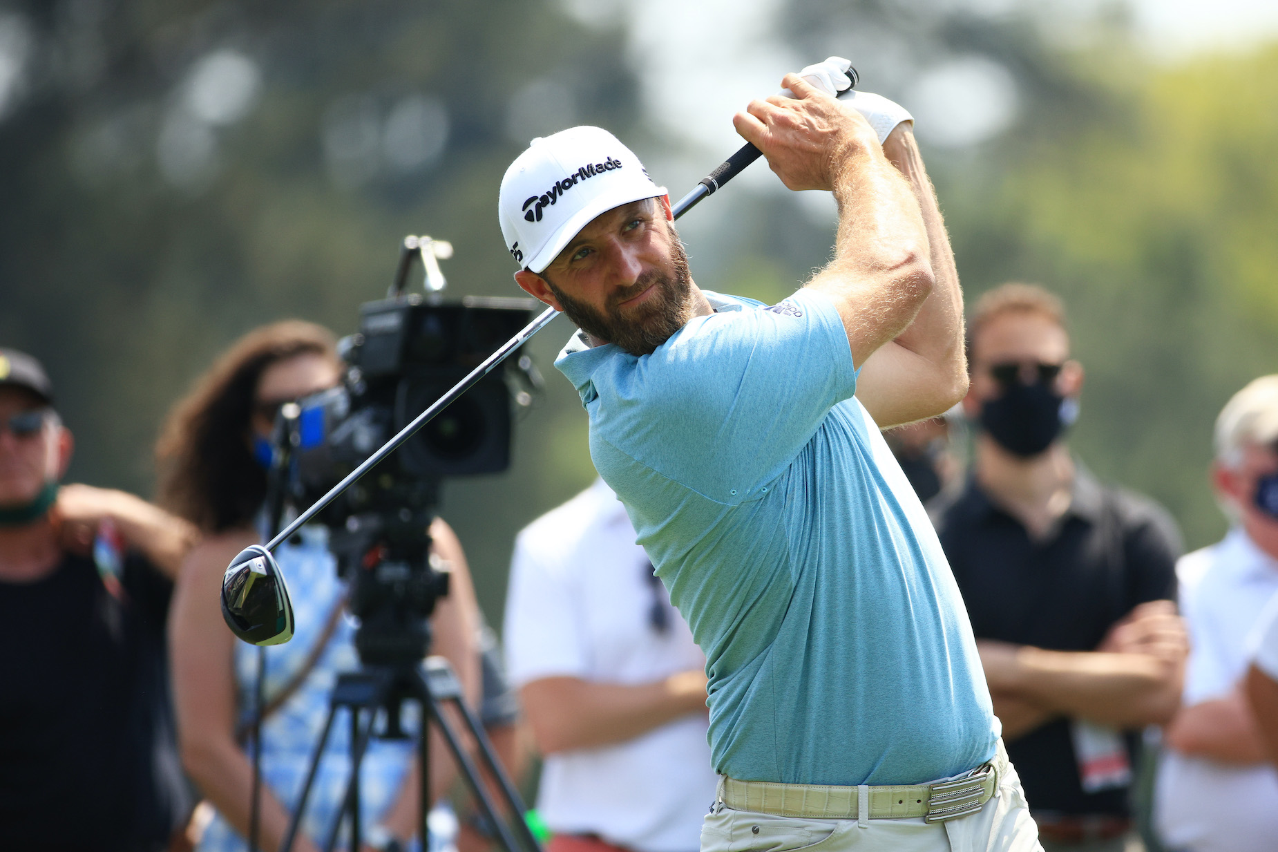 Dustin Johnson Could Have an Advantage at The Masters Thanks to Michael Jordan and His Legendary Trash Talk