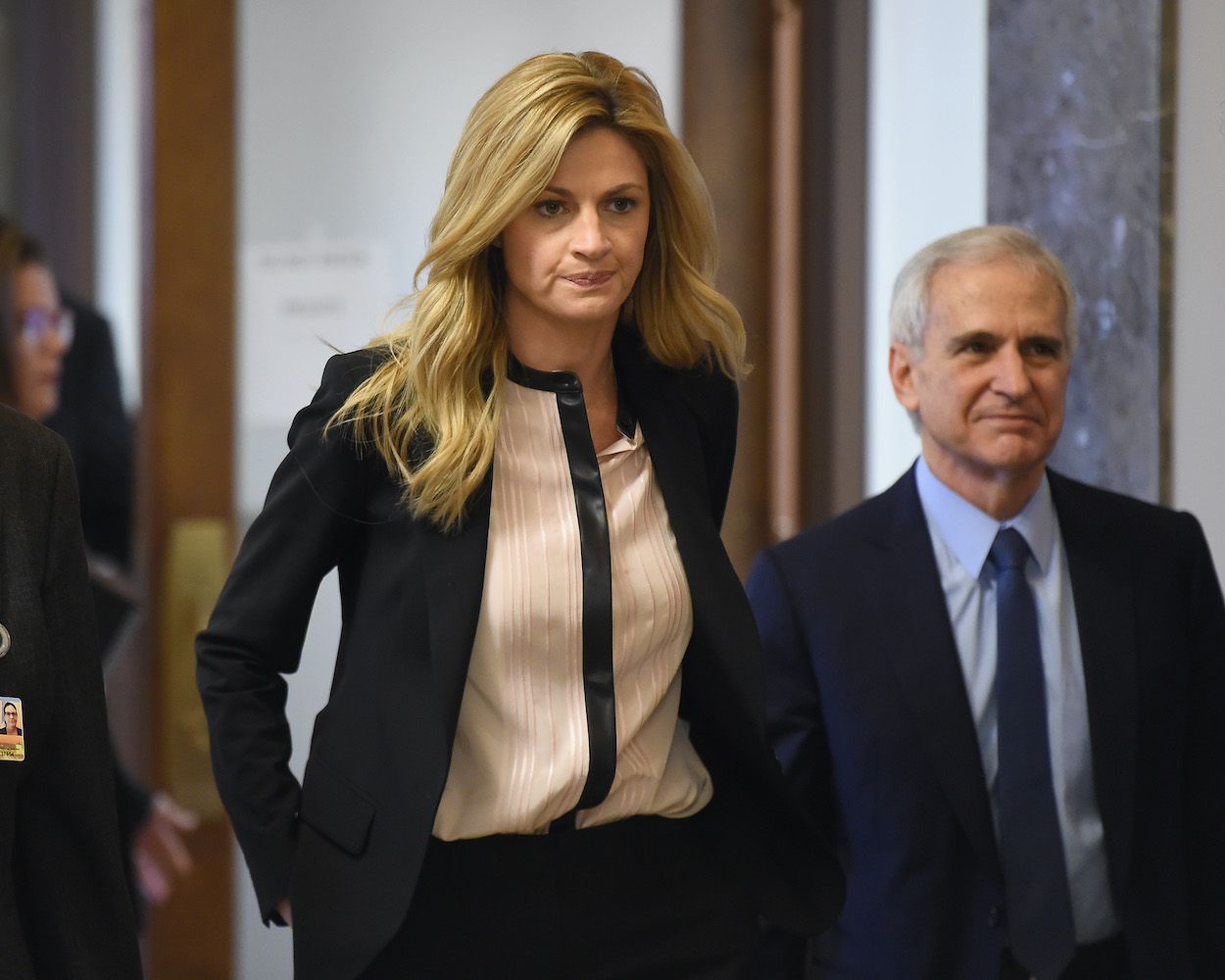 Sportscaster Erin Andrews was secretly filmed nude in 2008, but she was later awarded $55 million for her most scarring nightmare.