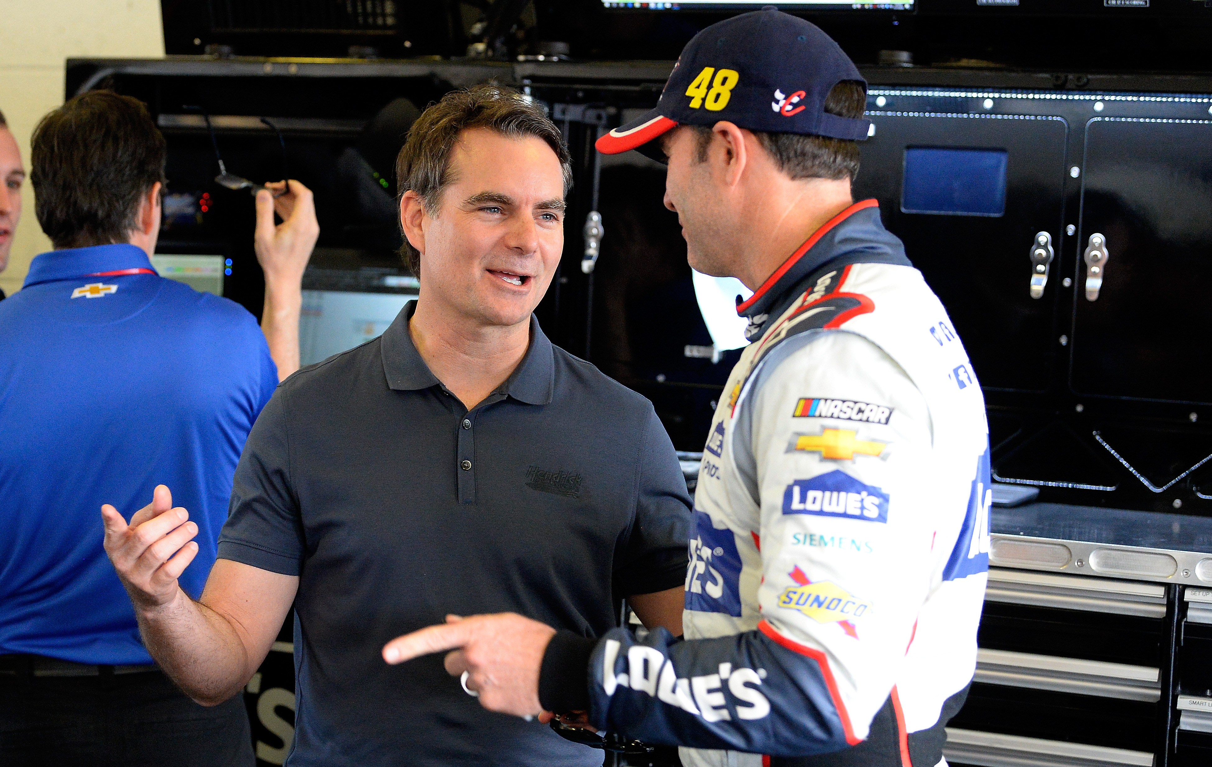 Jeff Gordon Spent Nearly $10 Million Attempting to Maintain Total Privacy at the Height of His NASCAR Career