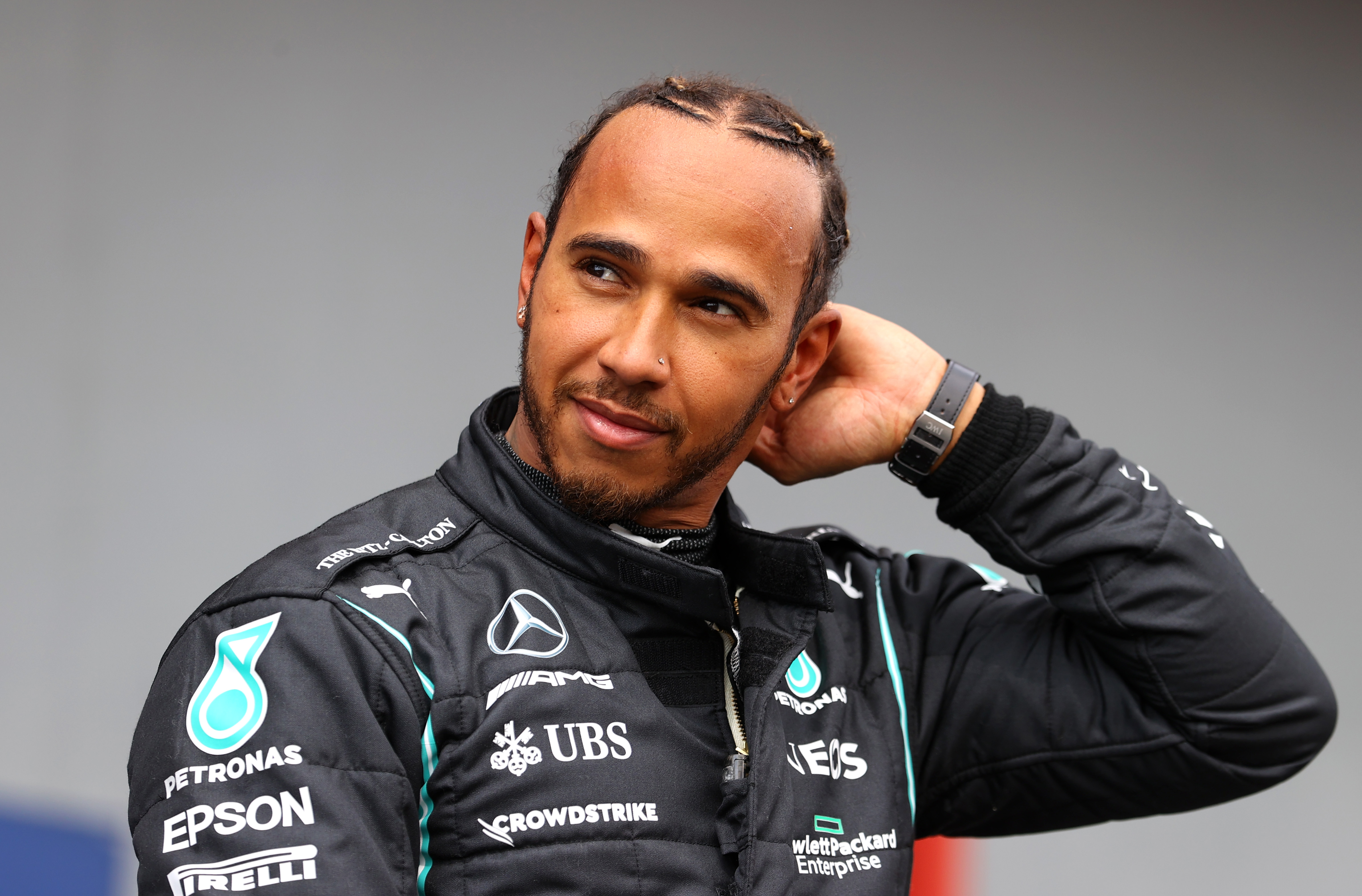Why Formula 1 Drivers Like Lewis Hamilton and Sergio Perez Have the Strongest Necks in All of Sports