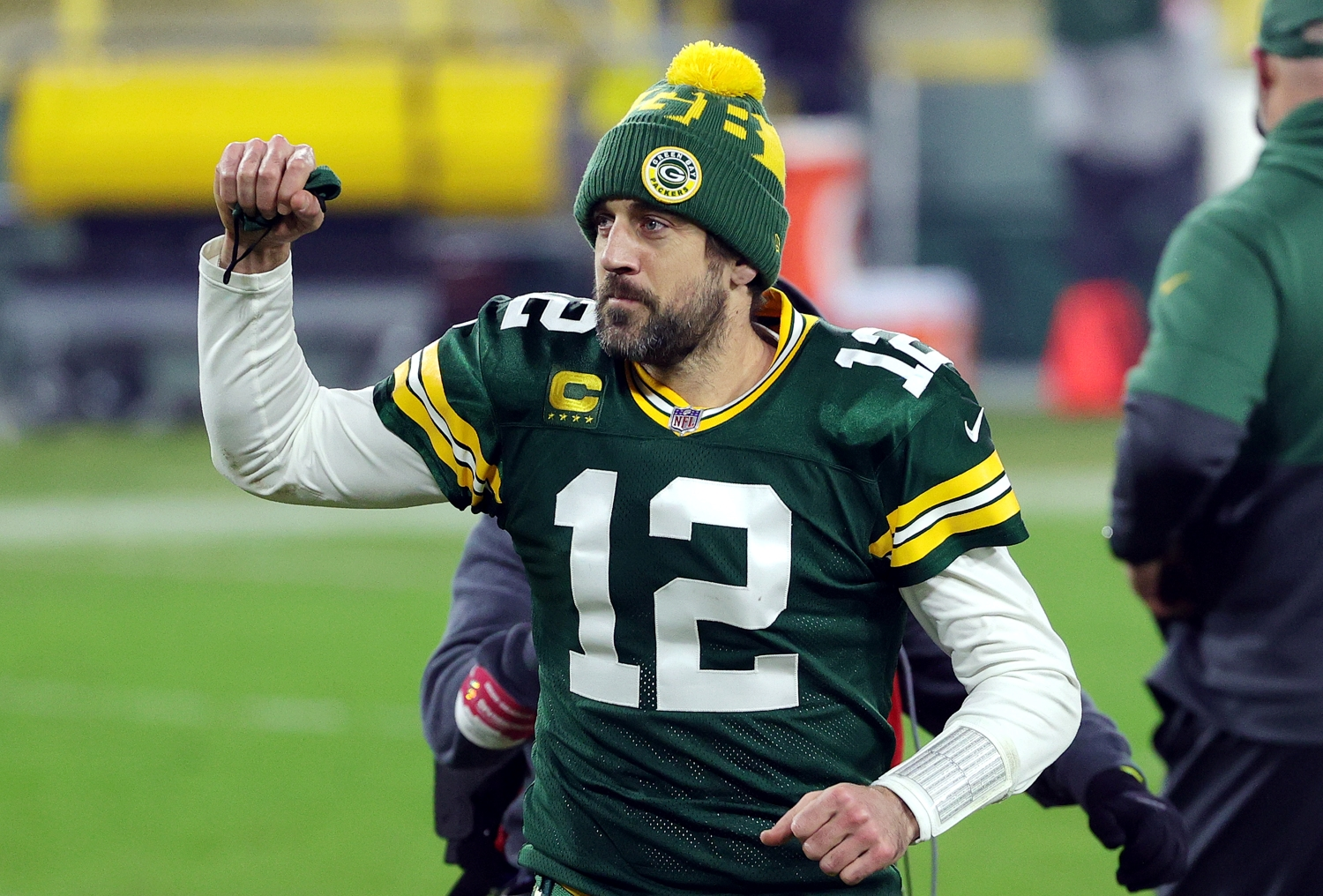 Aaron Rodgers Has Already Crunched the Numbers to Confirm His 'Dream Job' Won't Interfere With His Packers Career